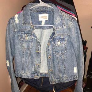 Forever 21 contemporary XS denim jacket